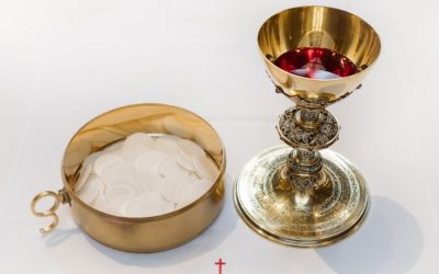 Communion, Adoration, and Confession